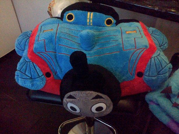thomas the tank pillowpet