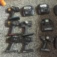 Rc Controllers 12x All power on joblot