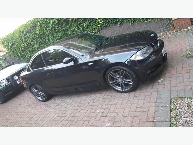 bmw 120d coupe msport swapss