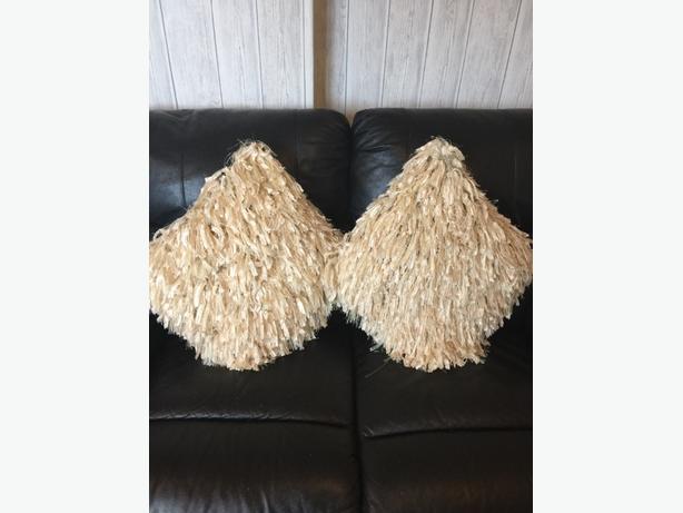 6 x cushions