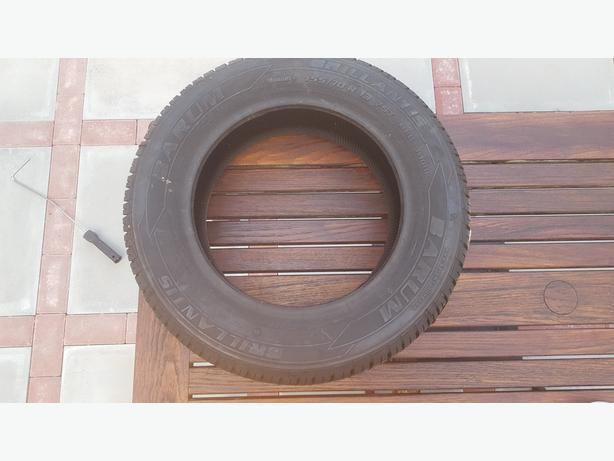 new tyre