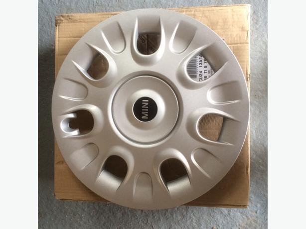 Wheel Trims genuine BMW MINI R56 15in - Set of 4