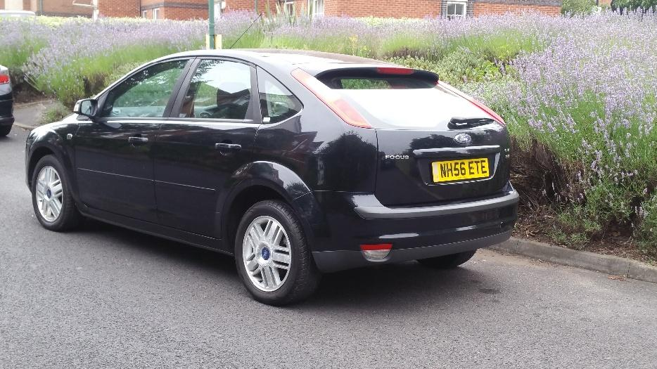 ford focus ghia  plate   petrol dieselmanual