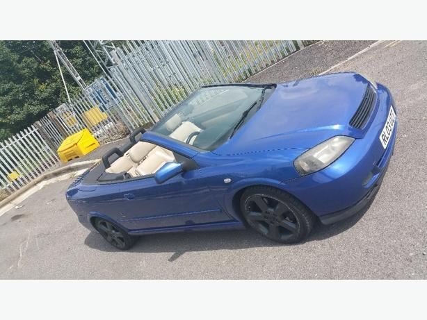 Vauxhall Astra 2.0 Turbo Coupe Cabriolet Bertone Edition