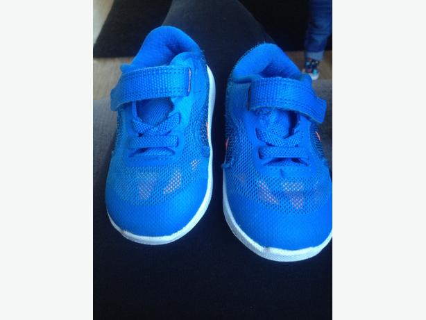 infant 4 & half trainers