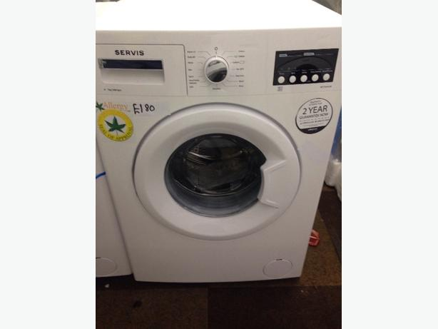 SERVIS WASHING MACHINE A+