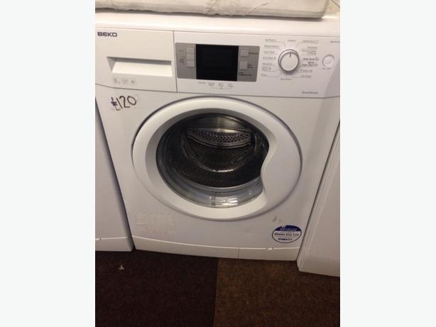 8KG BEKO 1200 SPIN WASHING MACHINE
