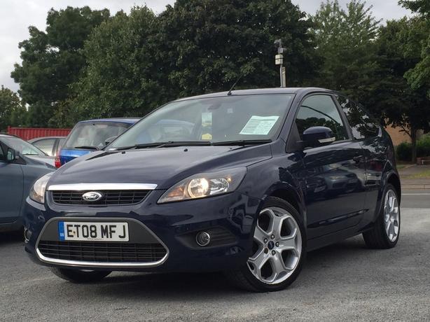 Ford Focus 2.0 TDCI SIV TITANIUM DPF