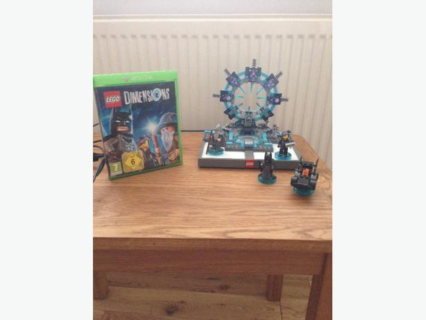 lego dimensions bundle xbox one