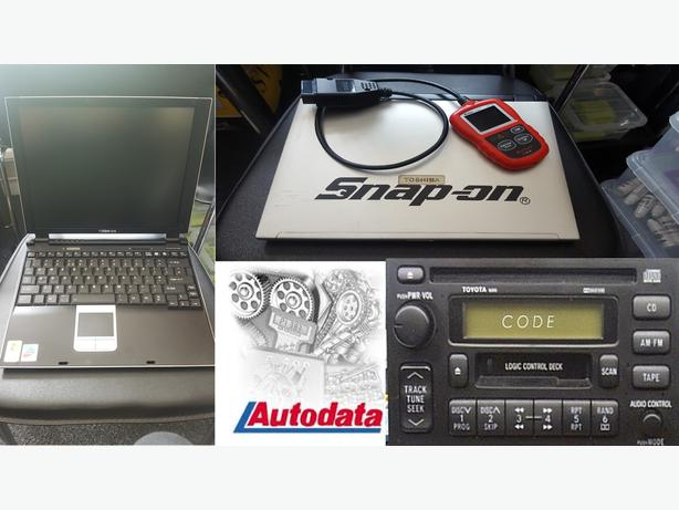Car Diagnostic setup
