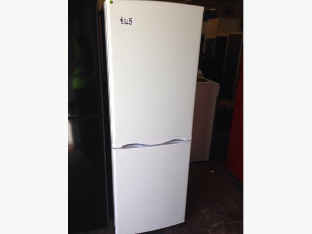 CURRYS ESSENTIALS FRIDGE / FREEZER WHITE1