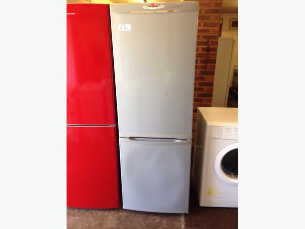 HOOVER FRIDGE / FREEZER FROST FREE SILVER1