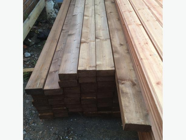4x2 45mmx95mm planed treated timber 2.4m(8ft) lengths.Price in description.