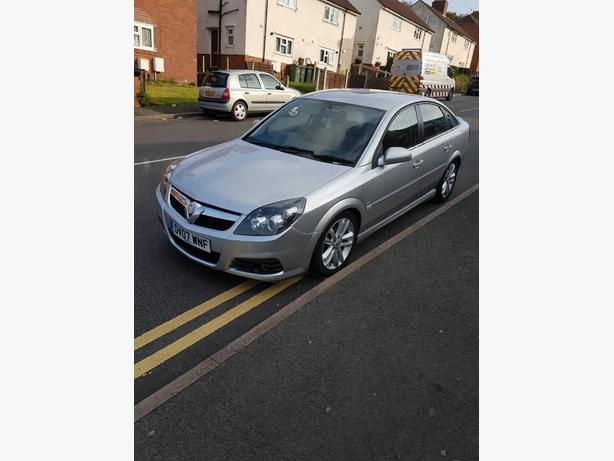 vectra sri 07 plate 150 bhp need gone today