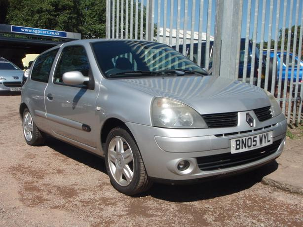 Renault Clio 1.5 dCi Extreme 4 3dr
