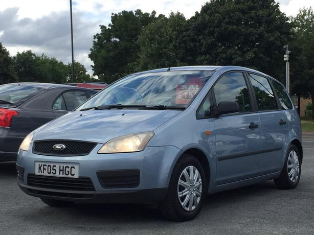 Ford C-Max 1.6I LX 115PS **MOT TILL JULY 2017**