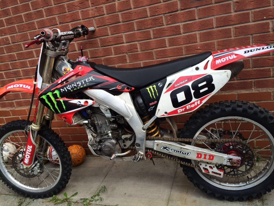 Crf 450 Other Walsall