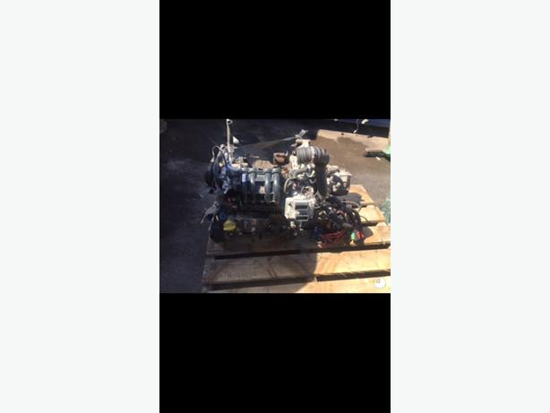 FIAT STILO / PUNTO COMPLETE ENGINE • 1.4 • WARRANTY • DELIVERY