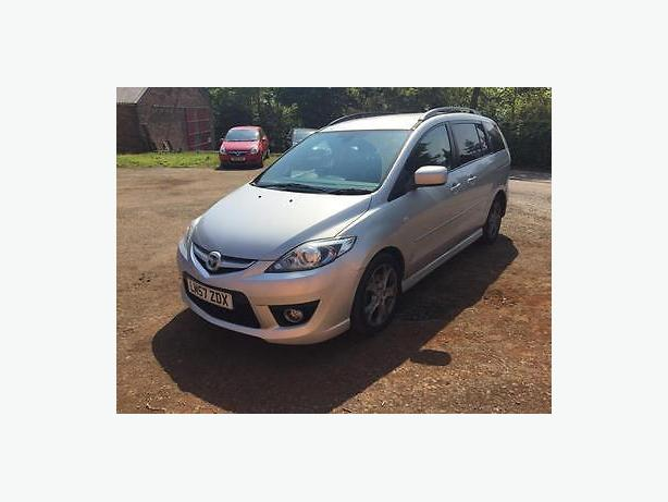 Mazda 5 2.0D SPORT 7 SEAT 143PS