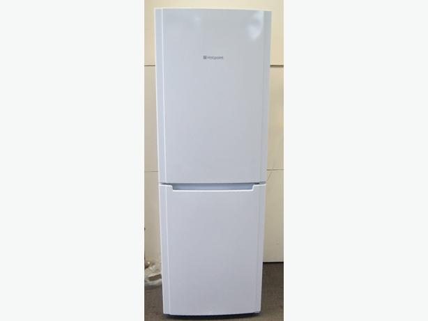 Hotpoint FFFM170P 6ft Fridge Freezer, VGC, 6 Month Warranty