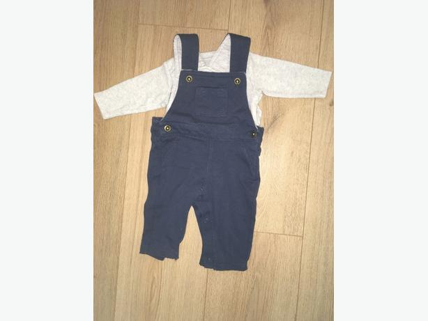 M & S Dungarees.