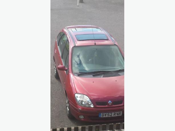 renault scenic magane
