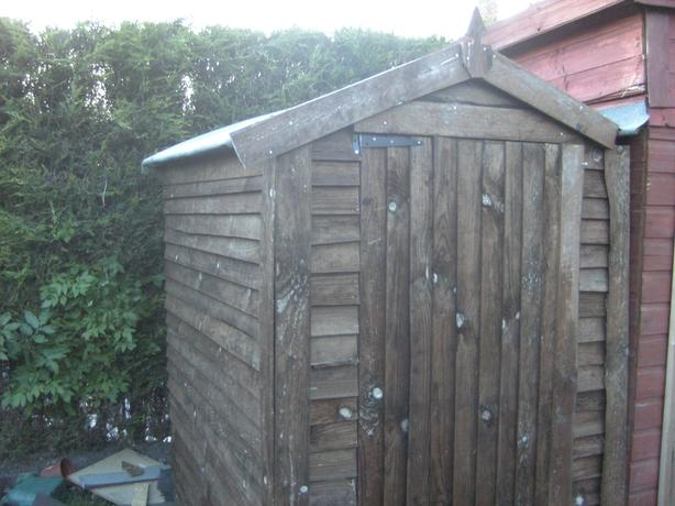 6x4 store shed FREE delivery