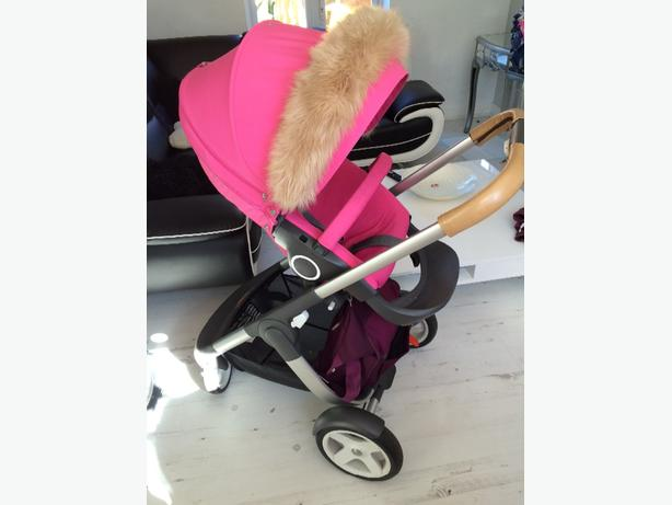stokke crusi plus extras