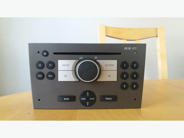 vauxhall cd30 mp3 (AUX)