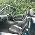 1998, Mazda Mx-5 1.8 mk2 alloys leather service history 12 months mot leather