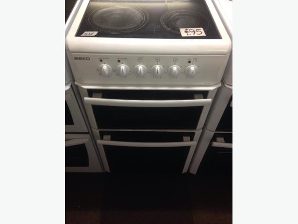 BEKO ELECTRIC COOKER FAN ASSISTED 50CM2