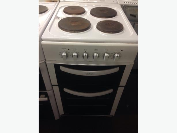 BELLING WHITE 50CM ELECTRIC COOKER3