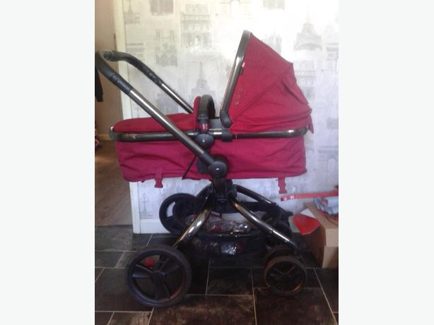 BARGAIN Mothercare orb pushchair