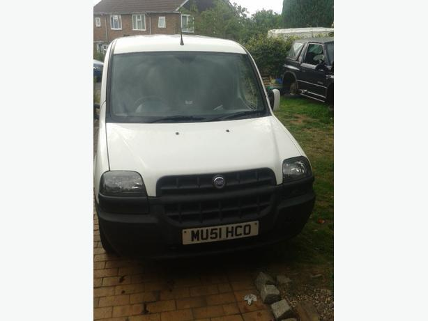 fiat dablo van very good van