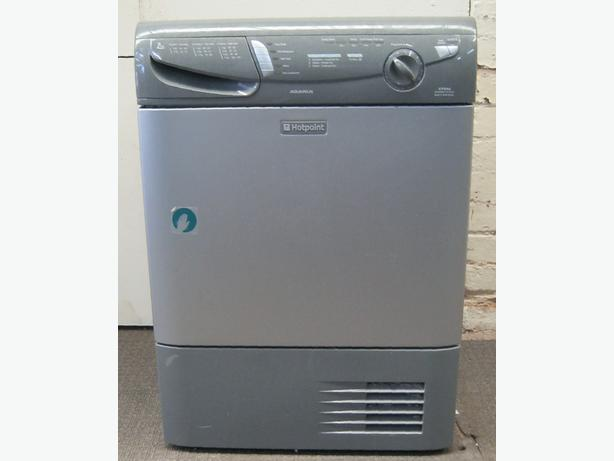 Hotpoint CTD40 7kg Silver / Graphite Condenser Tumble Dryer with Warranty