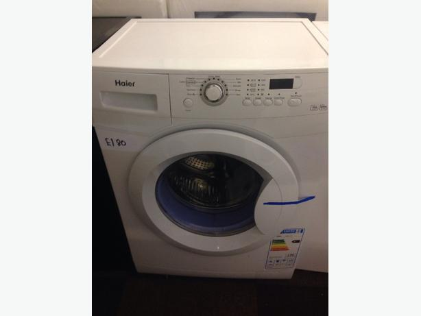 HAIER 6KG WHITE WASHING MACHINE1