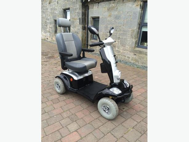 Kymco Maxi XLS Foru Mobility Scooter