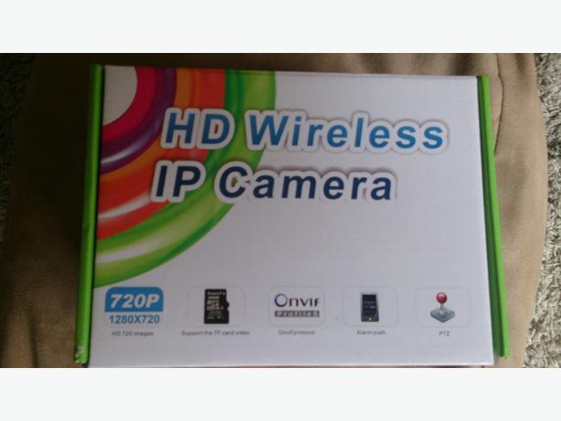 FULL REMOTE CONTROL PET CAM /CCTV WI-FI CAMERA