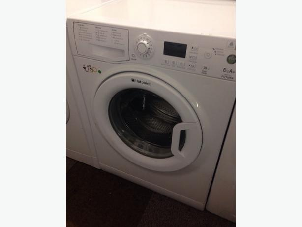 HOTPOINT WHITE WASHING MACHINE 6KG