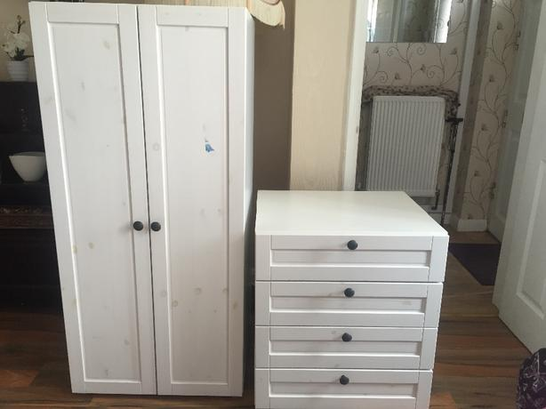 toddler wardrobe and drawers