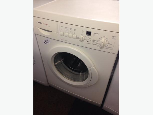 BOSCH CLASSIXX 1400 SPIN 6KG WASHING MACHINE9