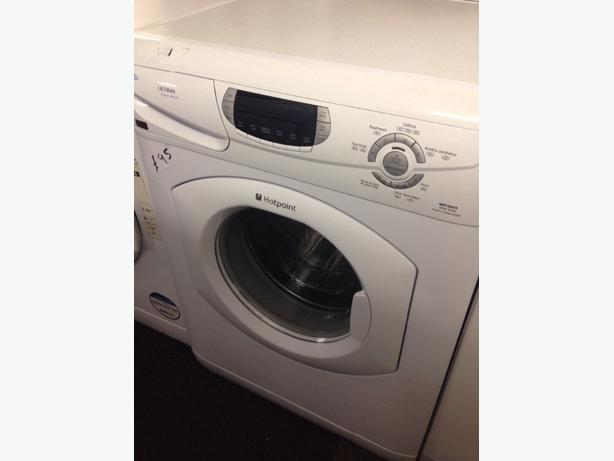 6KG HOTPOINT ULTIMA SUPER SILENT WASHING MACHINE
