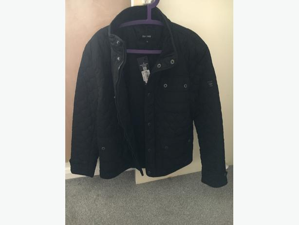 mens firetrap XL coat
