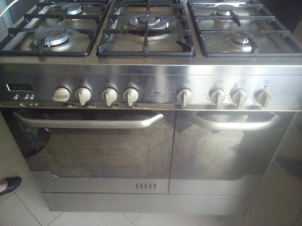 90cm new world cooker