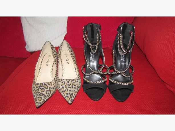 ladies shoes 2 for 4