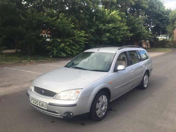 Ford Mondeo 2001 GHIA Estate