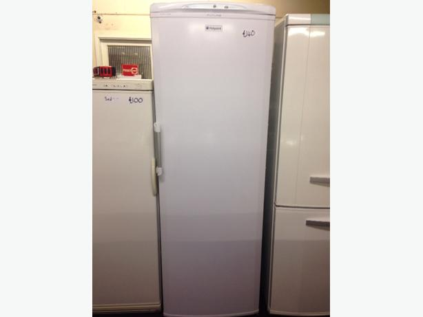 HOTPOINT FROST FREE FUTURE FRIDGE FREEZER WHITE