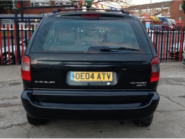 Chrysler Voyager 2.8 CRD LX AUTO 5dr
