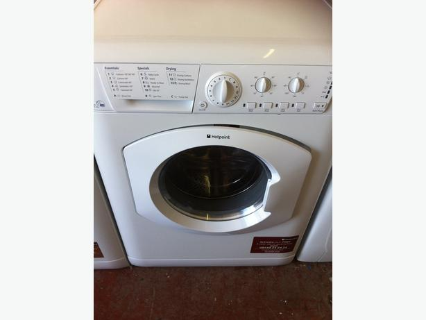 HOTPOINT WASHER /DRYER