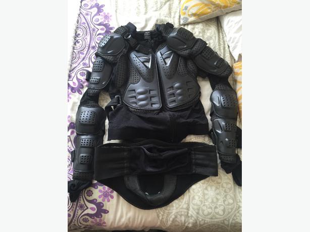 fox body armour